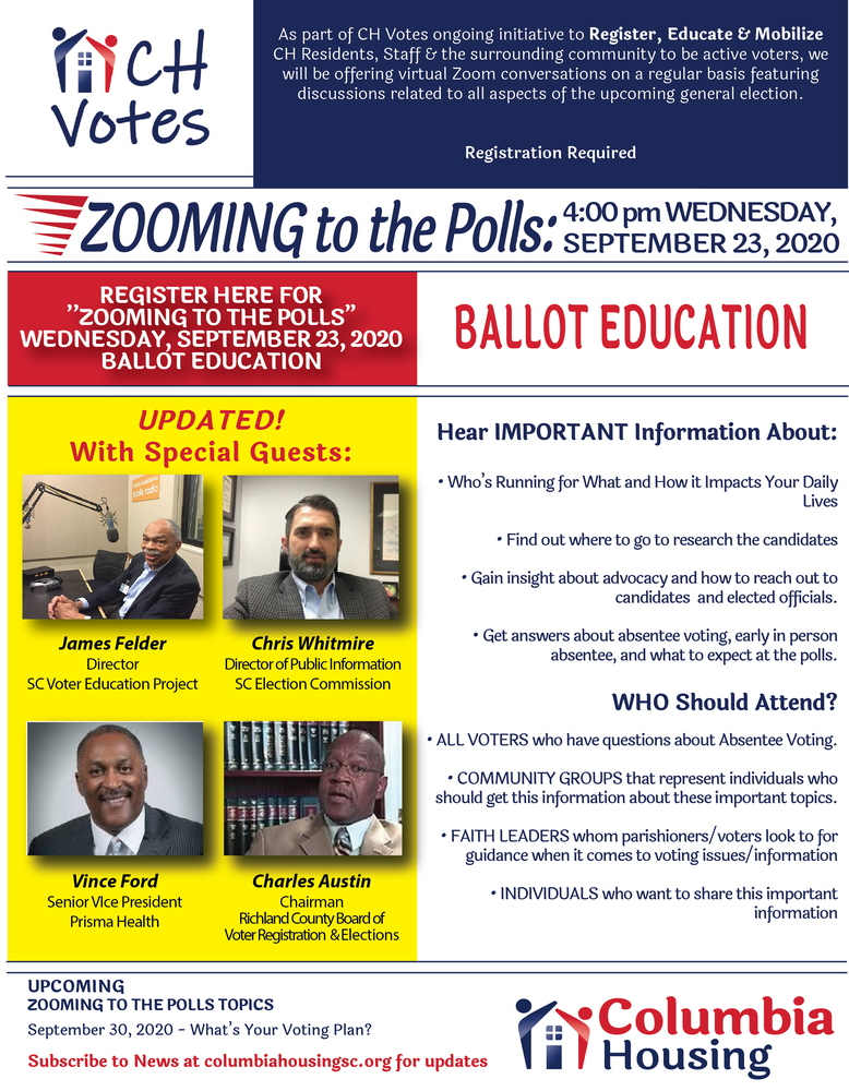 zooming to the polls wk 3 flyer