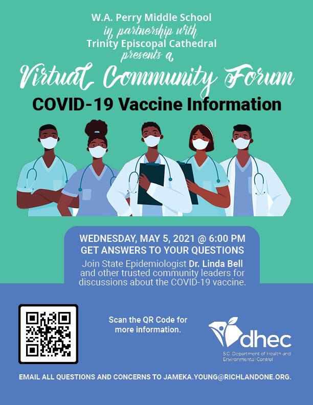 Virtual Workshop COVID 19 Vaccines