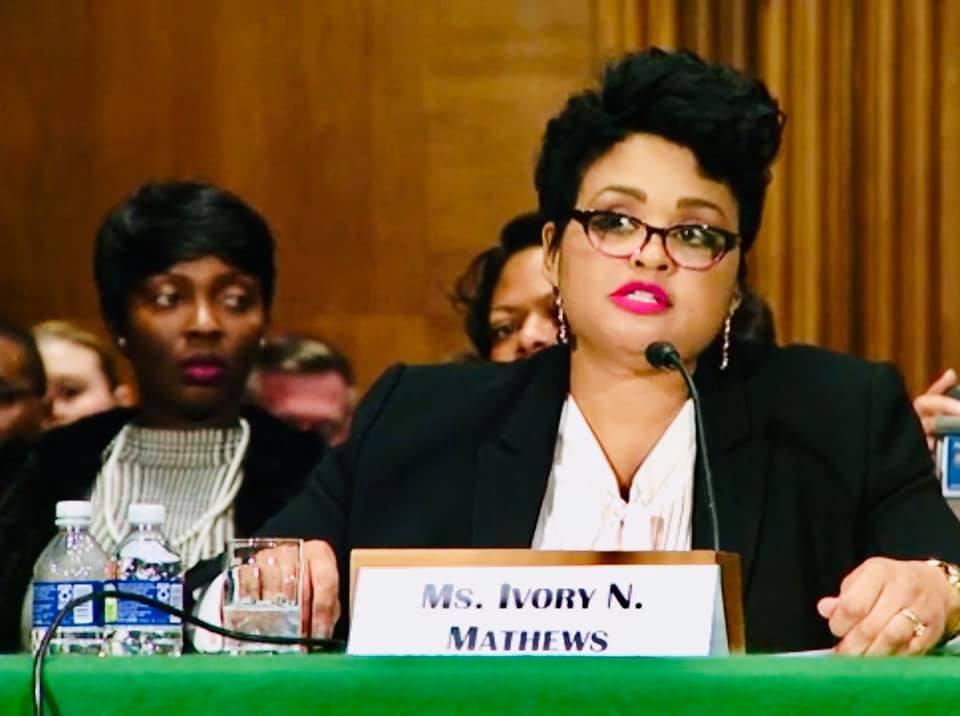 Ivory Mathews Testimony